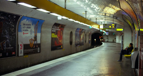 Safety fears high among commuters in France