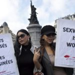 Rival protests as French MPs debate prostitution