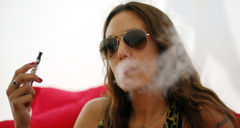 French town becomes first to ban e-cigarettes