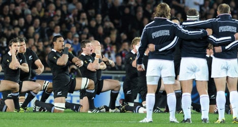 All Blacks vs France: 'Expect the unexpected'