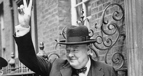 Churchill feared France would declare war on UK