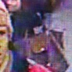 French police release a new more detailed image of the suspected gunman. His attire, a beige hat and redcoat, suggests changed his clothes after the attack at Libération.Photo: AFP