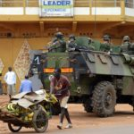 French troops out in force in CAR capital