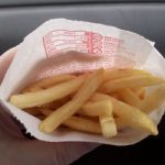 Diner attacks McDonald's with axe over 'cold fries'