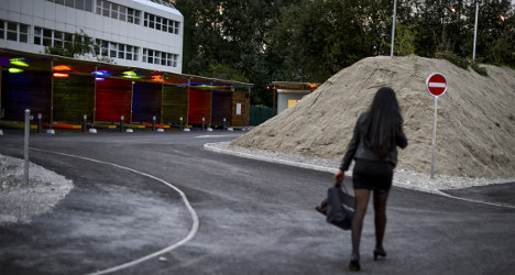Sex exiles: Fears French prostitutes will emigrate