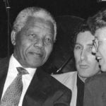 Meeting Mandela and the fight against apartheid