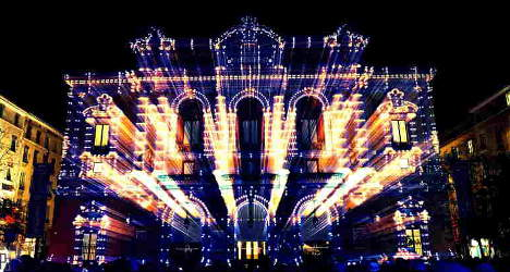 IN IMAGES: Lyon's magic 2013 Festival of Lights