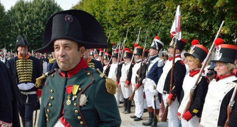 Napoleon 'second most important man in history'