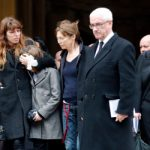 French stars turn out for funeral of Kate Barry
