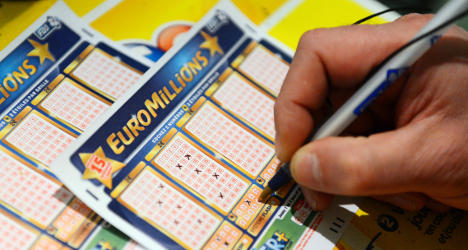 French punter wins €15m lottery - on his birthday - The Local