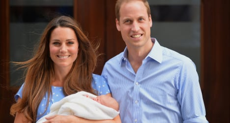 Google reveals French obsession with UK royals
