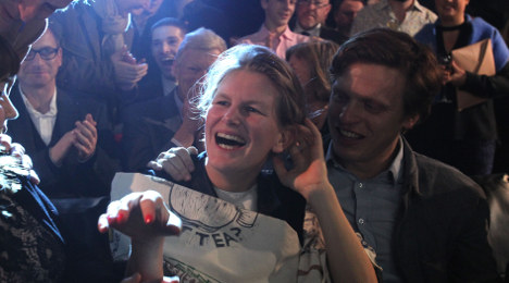 French artist Prouvost scoops UK's Turner Prize