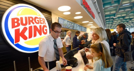 Burger King returns to Paris a day early