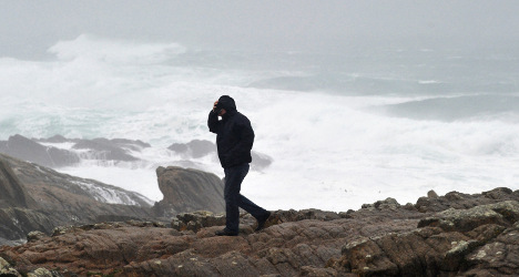 Cross Channel ferries cancelled due to storms