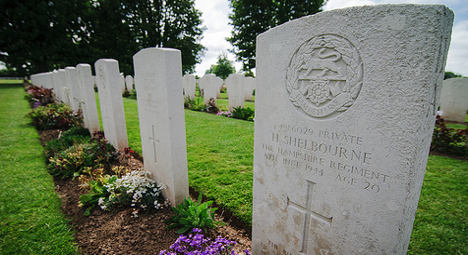 Thousands of Normandy war graves to be replaced