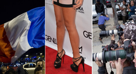 Top ten 'most hated' celebs in France in 2013