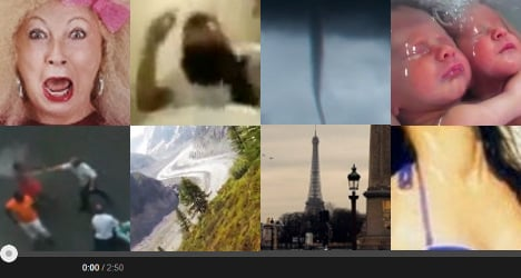 Top 10: The videos you watched the most in 2013