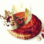 """<strong>Galette of Kings:</strong> The French mark the 12th day Christmas or the feast of Ephiphany, by scoffing down one final pastry - known as the galette des rois or """"cake of kings"""". Inside the cake is hidden a charm known as a fève. Whoever finds it in their portion is a king or queen and wins the right to wear the crown and choose their partner. This ritual may sound daft, but it's still taken very seriously.Photo: Sebastien Freire"""