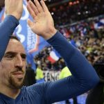 3. FRANCK RIBERY. A brilliant football player on the pitch, Ribéry, 30, has seen his popularity hit by mishaps in his personal life as well as poor performances for Les Bleus. His fortunes with the public have waxed and waned with those of the French national team. Ribéry's dalliance with then 16-year-old prostitute Zahia Dehar (see next) shocked France and will see him face court next year. If Les Bleus play better, others will be more ready to forgive his indiscretions off the field.Photo: AFP