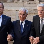 French, German leaders to jointly mark WWI dead