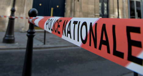 Wanted 'terrorist' walks into French police station