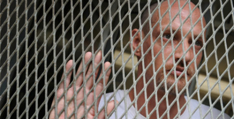 Frenchman freed after 14 years in Jakarta jail