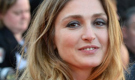 Julie Gayet: French president's actress lover