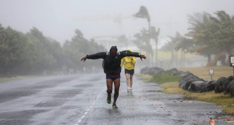 Réunion island mops up after deadly cyclone
