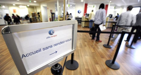 French unemployment rate hits new record