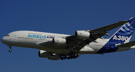 France raises €451m by selling stake in Airbus