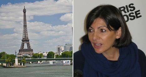 Paris mayoral hopeful puts London in its place