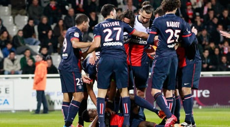 PSG extend lead after Lille slump to defeat