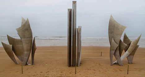 D-Day beaches move closer to UNESCO listing