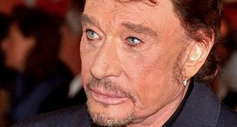 Johnny Hallyday's official Swiss status questioned