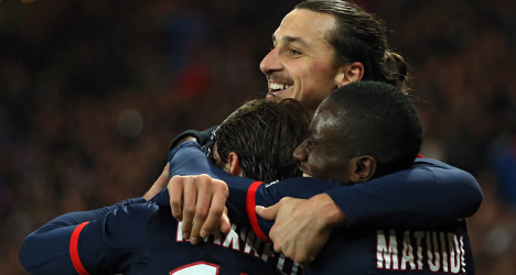PSG march on after 5-0 rout of Nantes