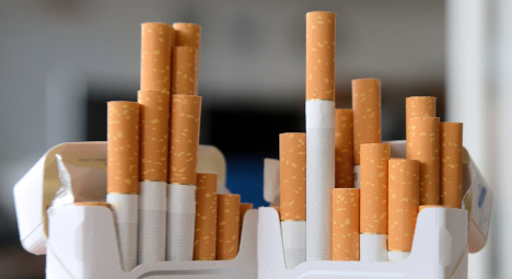 Hike in French cigarette prices comes into force