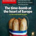"""Economist - France is a time bomb: France with its dire economy, lack of competitiveness, dying industry and massive public debt is the 'time bomb at the heart of Europe', wrote the Economist in its cover story in November 2012. The article went off like a grenade in Paris where government ministers cued up to blow off steam in the direction of the British magazine, who they accused of blatant French-bashing. Sound familiar? """"France isn't at all impressed,"""" said the prime minister.Photo: The Economist"""