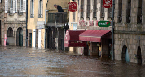 Western Brittany placed on 'red alert' for flooding