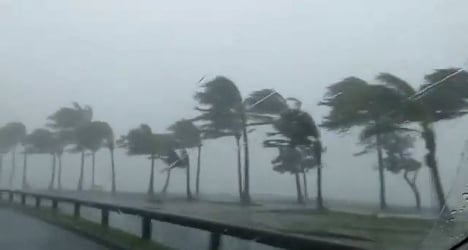 French island of Réunion recovers after cyclone