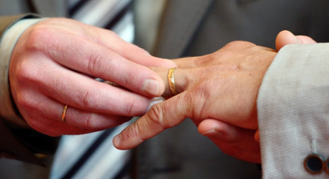 7,000 gay couples tie the knot in France