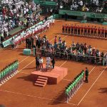 <strong>ROLAND GARROS: May 25 – June 8.</strong> The French Open, one of the four grand slam tennis tournaments, gives you the chance to see the world's greatest players at the famous Roland Garros venue to the west of Paris. And unlike Wimbledon, you should be able to go without having to pack the umbrella. Tickets for the main courts might be harder to come by, but there is plenty of action on the smaller courts worth watching.Photo: Tsieb/Flickr