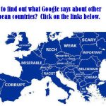 """What does Google say about other European countries? Click below to find out:<br><br><a href=""""http://www.thelocal.de/"""" target=""""_blank"""">Germany</a><br><br><a href=""""http://www.thelocal.no/"""" target=""""_blank"""">Norway</a> <br><br><a href=""""http://www.thelocal.ch/"""" target=""""_blank"""">Switzerland</a><br><br><a href=""""http://www.thelocal.es/"""" target=""""_blank"""">Spain</a> <br><br><a href=""""http://www.thelocal.it/"""" target=""""_blank"""">Italy</a><br><br><a href=""""http://www.thelocal.se/"""" target=""""_blank"""">Sweden</a>Photo: wikimedia Commons/The Local"""