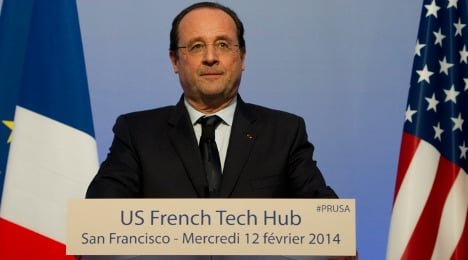 Hollande promises 'talent passports' for foreigners