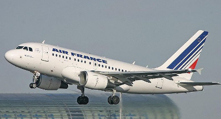 Air France pilots set to strike during holidays
