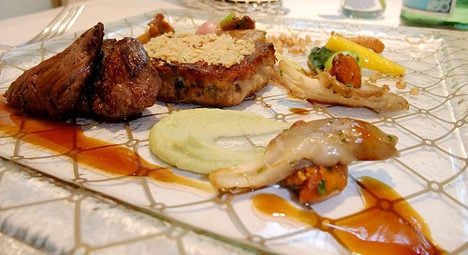 A complete list: France's new Michelin star diners
