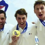 French ski cross trio cleared to trouser medals