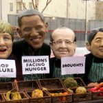 Hollande and Obama call for climate change deal