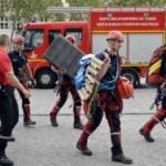 Paris blaze leaves three young sisters dead