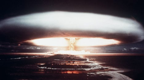 France 'hid atomic bomb risks' to Spain and Italy