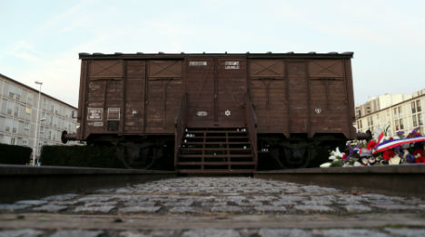 France in US talks over Holocaust compensation